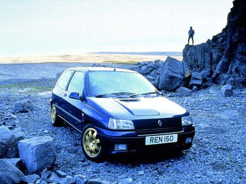 """Renault Clio """"Williams"""" '1993"""