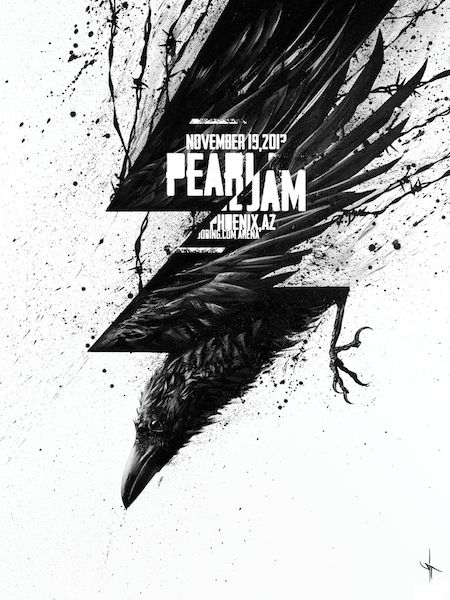 GigPosters.com - Pearl Jam