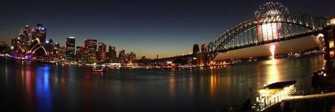 NYE 2015 Sydney Fireworks Vantage Points