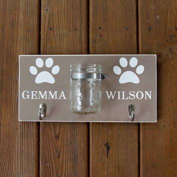 Best 25 Dog Leash Holder Ideas On Pinterest Diy Dog