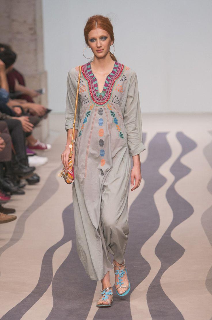Christophe Sauvat SS15 Fashion Show @Moda Lisboa