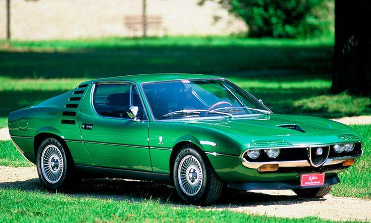 La paradoja del Alfa Romeo Montreal 1970 | Excelencias del Motor