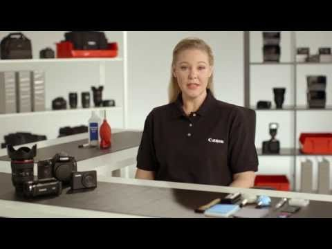 Canon Service & Support: How To Care For Your Camera