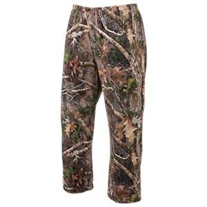 Ridge Hunter Windproof Fleece Hunting Pants for Men - TrueTimber Kanati - 3XL