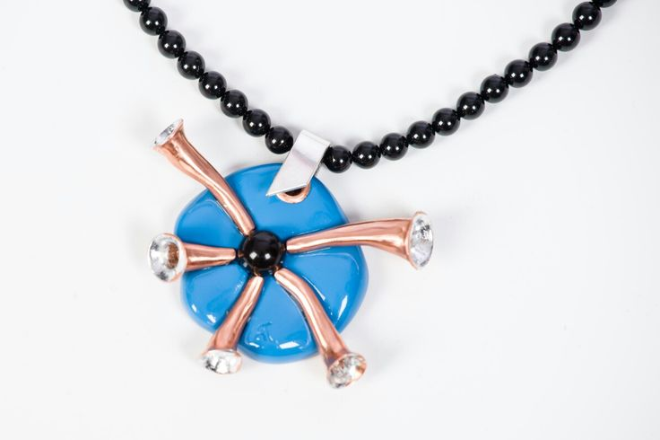 Blues Necklace