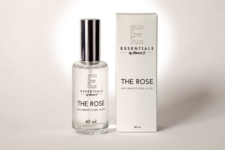 THE ROSE High Vibrational Rosewater