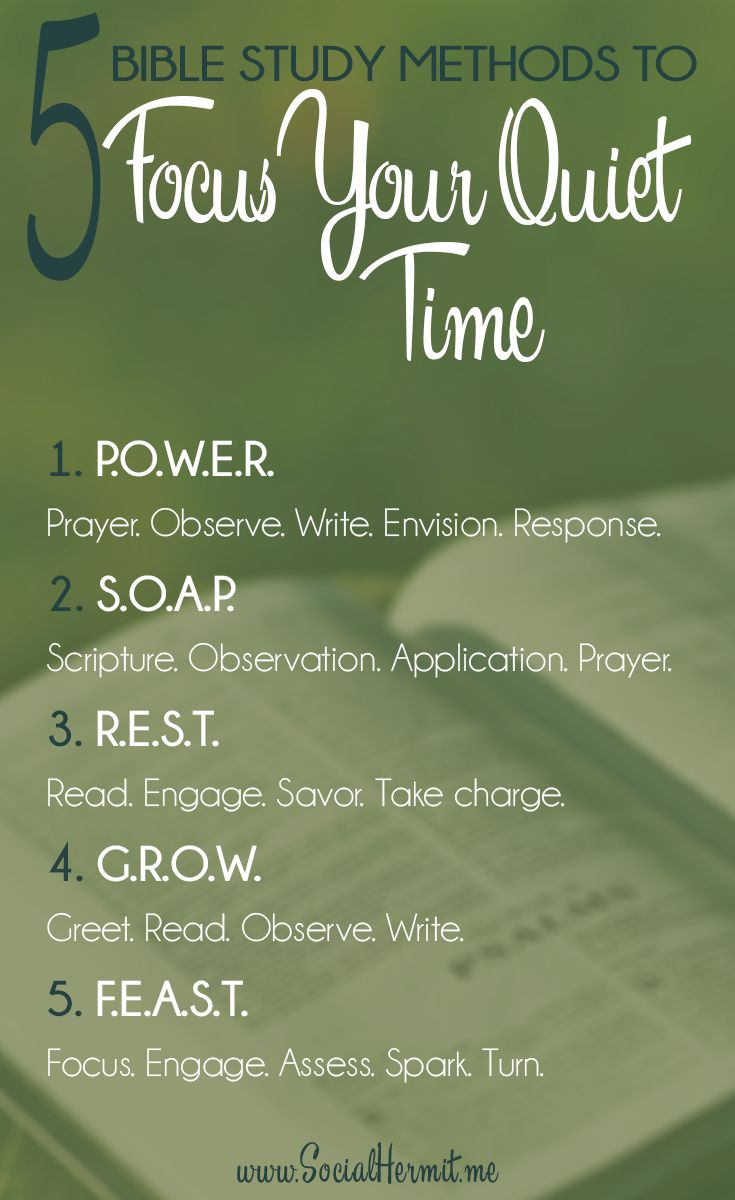 Reading Plan - Book Order - Bible Study Tools