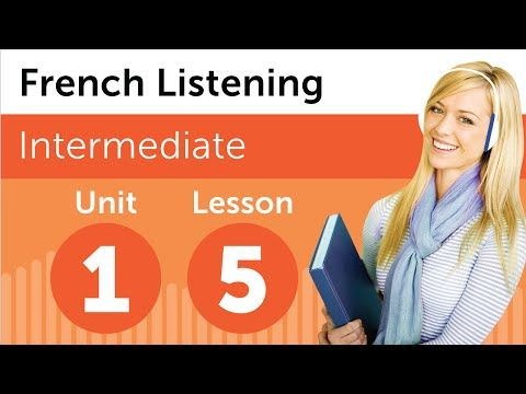 French Listening Comprehension - Shopping for an Outfit in France - YouTube