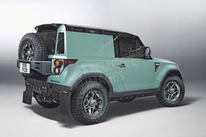 Land Rover Defender 3-door