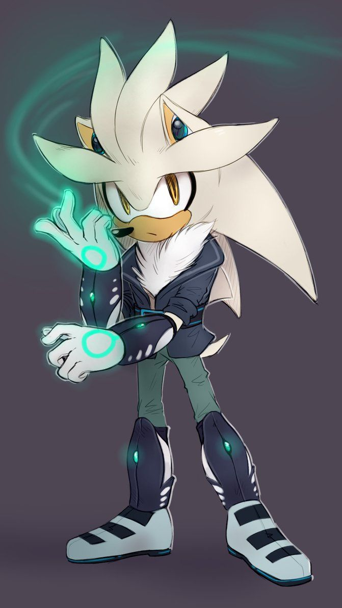 250 best images about silver the hedgehog on Pinterest ...