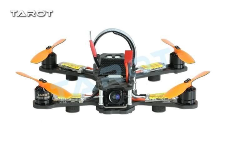 Quadcopter Racing Drone Kit 5.8G FPV Camera Combo Set 150mm 4-Axle