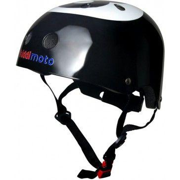 Kiddimoto Helmet 8 Ball Large