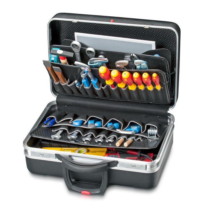 #SWDirekt: PARAT CLASSIC Aufbewahrung, Werkzeugkoffer, Rollenkoffer • Ideal für Werkstatt, Betrieb und Co. • shopnow