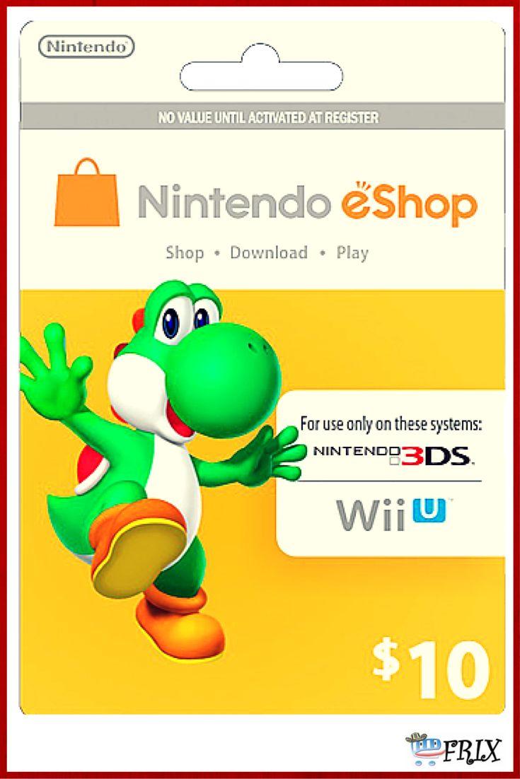 Descarga Juegos de Nintendo64 y 3DS a tu Consola Virtual Wii U con E-Cards. Disponibles ahora en FRIX. Precio Colombia $37.000 COP. Precio Hispanoamérica $11.47 USD.