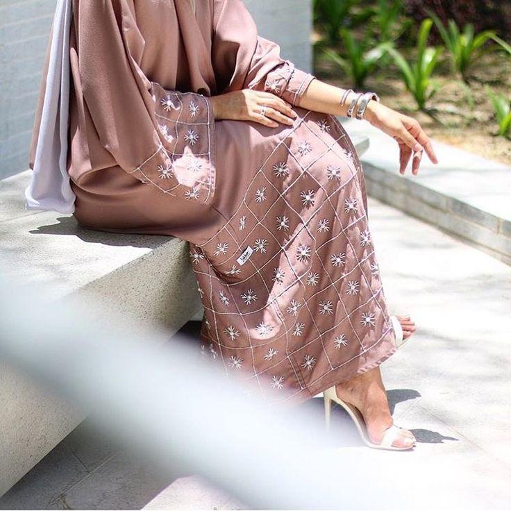 IG: Lanoir.line || IG: BeautiifulinBlack || Abaya Fashion ||