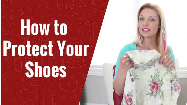 How to Protect Shoes