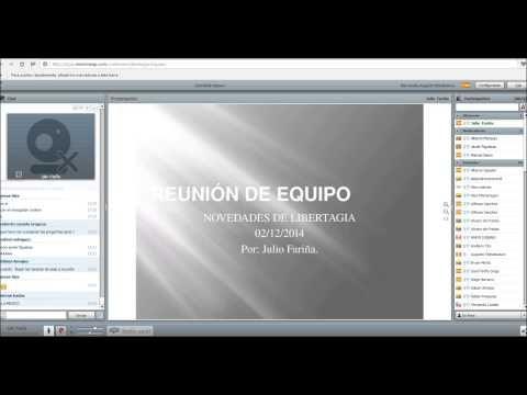 LibertaGia | Conferencia Julio Fariña, Jose Luis Diaz, Javier Figueiras ...