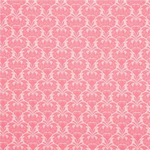 pale pinkRiley Blake ornament fabric from the USA 2
