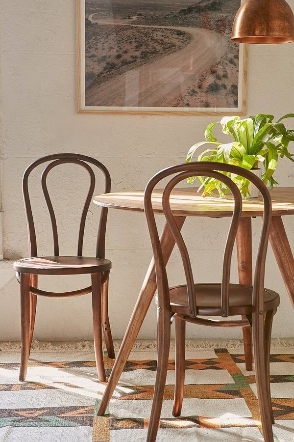 Thonet chair look a like - Cosette Bistro Chair Set