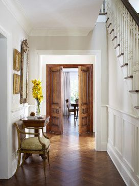 Wood Interior Doors With White Trim 21 best white trim stained doors images on pinterest | wood doors