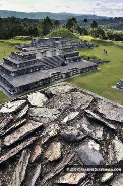Zaculeu, Huehuetenango. Photo by Maynor Mijangos | Only the best of Guatemala