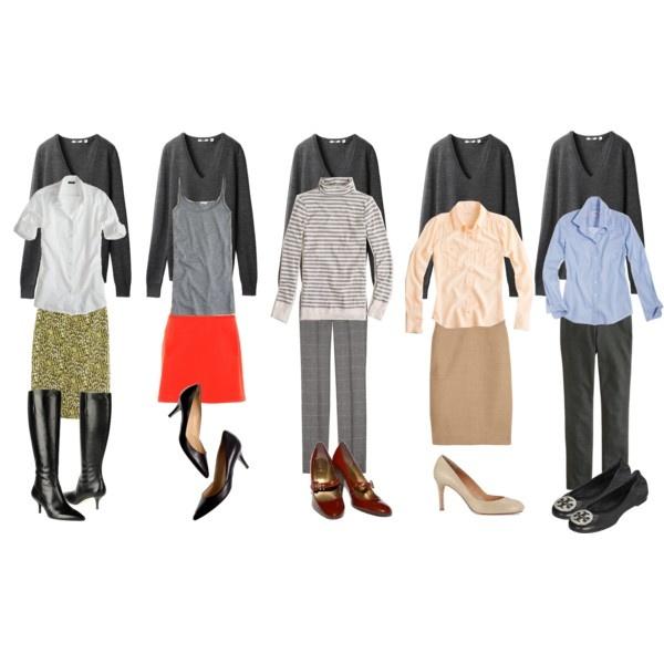 """Versatile Gray Sweater"" by vladiq672 on Polyvore: Outfits, Gray Sweaters, Vladiq672, Polyvore, Versatile Gray"