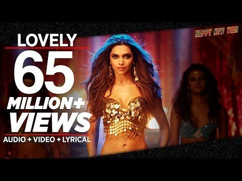 OFFICIAL: 'Lovely' FULL VIDEO Song Shah Rukh Khan Deepika Padukone Kanika Kapoor