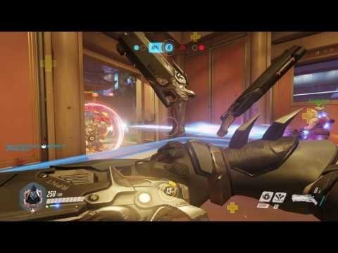 VJ Troll's game video: Overwatch - Reaper Play Part .2# (오버워치) 리퍼 플레이 Par...