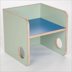 Carlito - Blue & Green