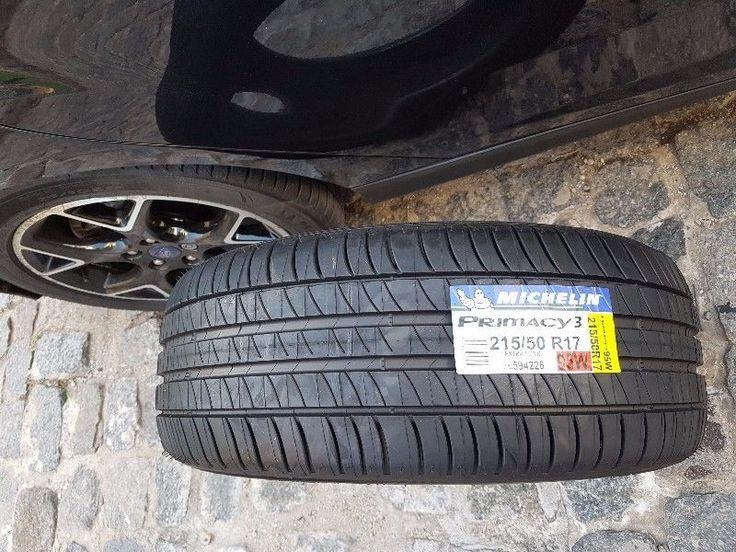 Neumático Michelin 215/50 R17Nuevo, me sobró de la promoción 4x3 de Michelin. Precio de mercado $5000