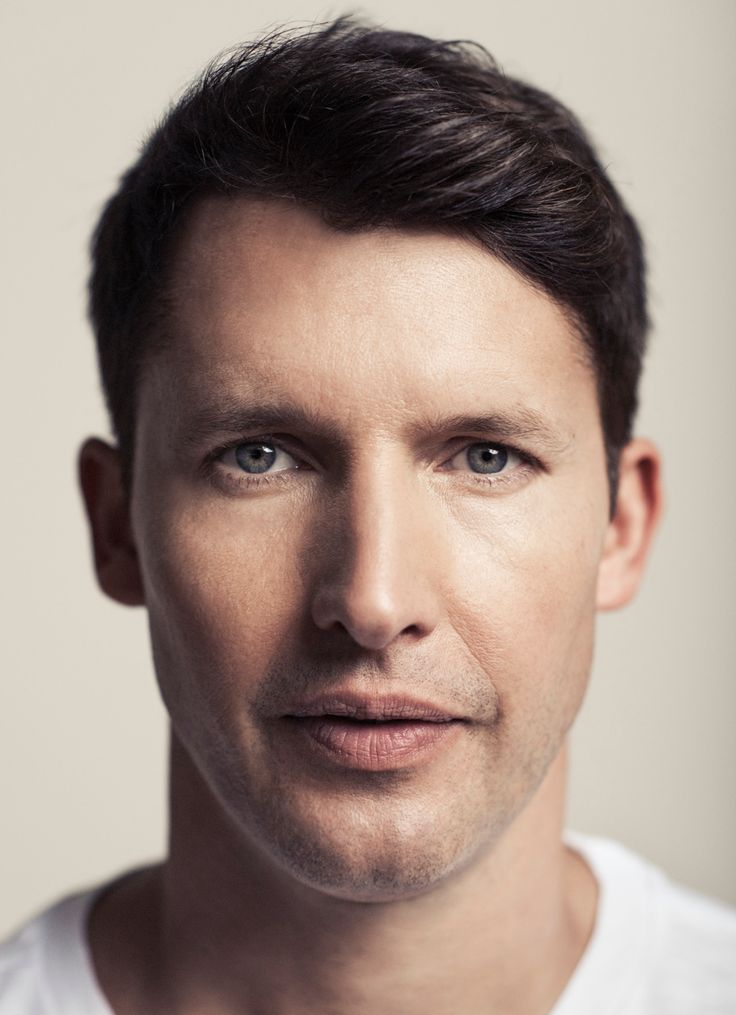 Sham  captures some great portraits of James Blunt for his new album!