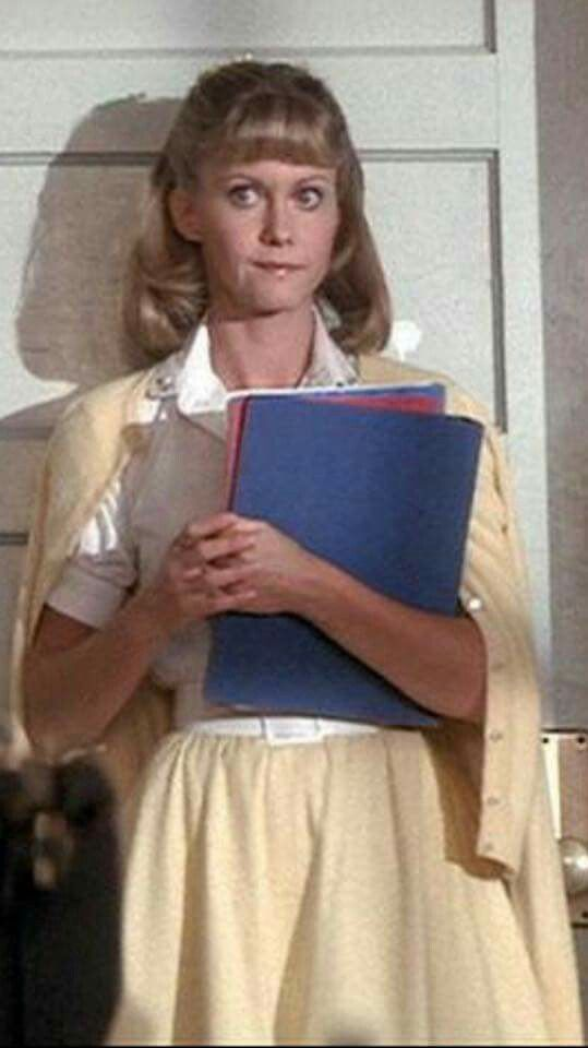Olivia Newton John( Sandy in Grease)