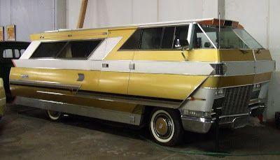 1971 Starstreak Motorhome