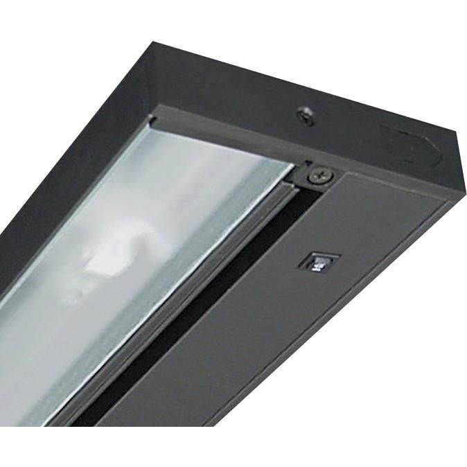 """Juno Lighting UPLED14-BL - 14"""" Pro-Series LED Dimmable Undercabinet Fixture Black"""