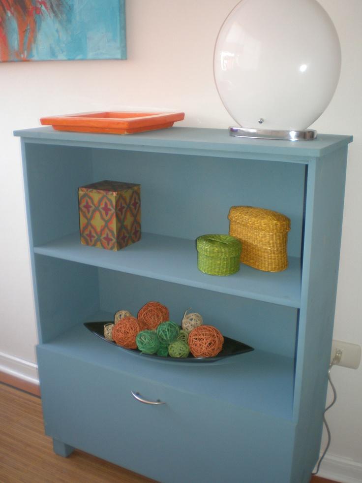 Muebles con color
