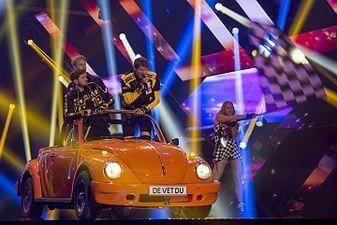 Melodifestivalen 2017 – Wikipedia