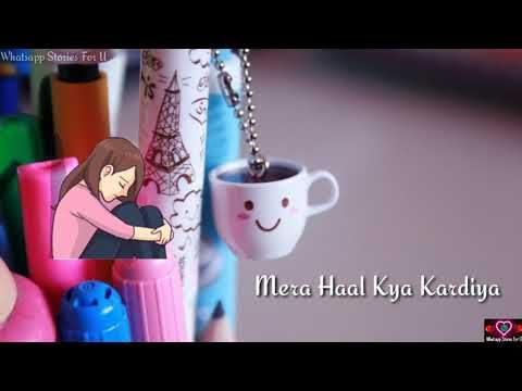 Pal Pal Dil Ke Paas Female || Love Cover || Romantic Love Status || Whatsapp Status & Story - YouTube