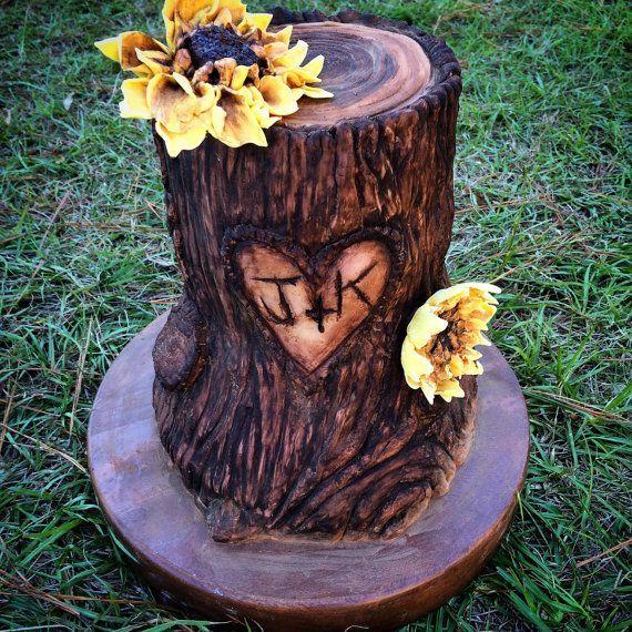 how to make fondant look like wood