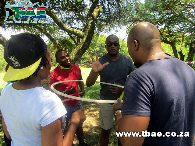 Rand Mutual Cooperation and Resilience Outcome Based team building Fourways