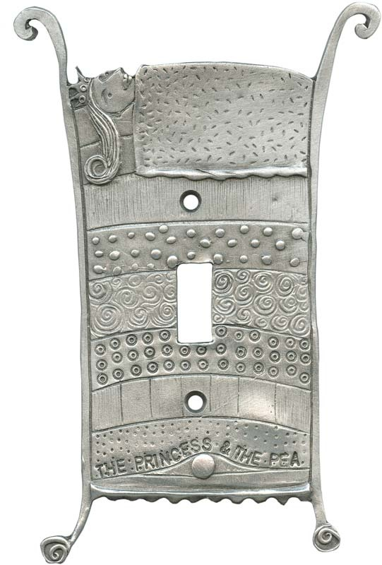 PRINCESS and the PEA Switch Plates, Outlet Covers & Rocker Switchplates