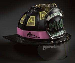 Foxfire Helmet Band - Pink
