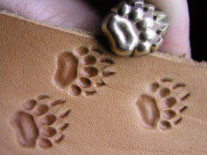 Bear Paw Stamp
