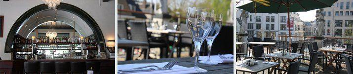 Dinerkaart van Grand Cafe Restaurant Archibald in Bussum | Archibald.nl