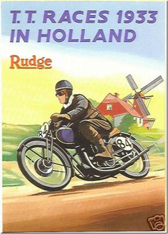 1933 TT - Holand