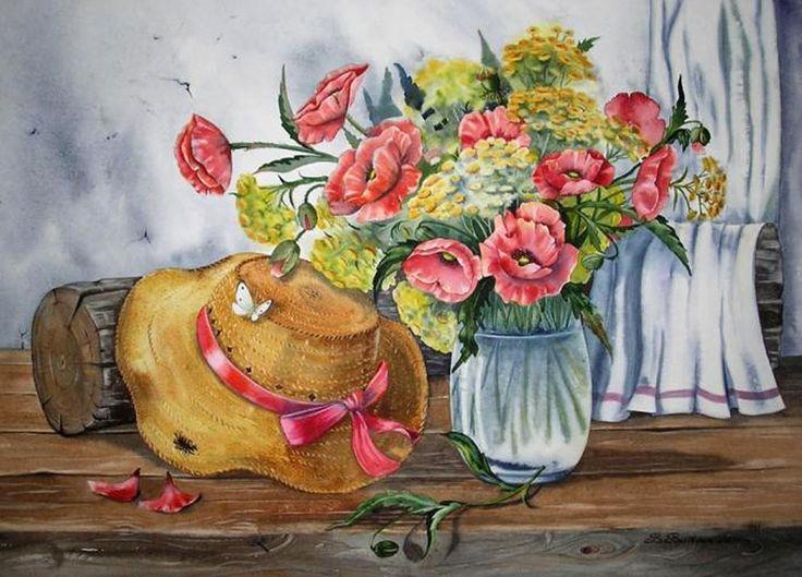 работы Валентины Валевской – 22