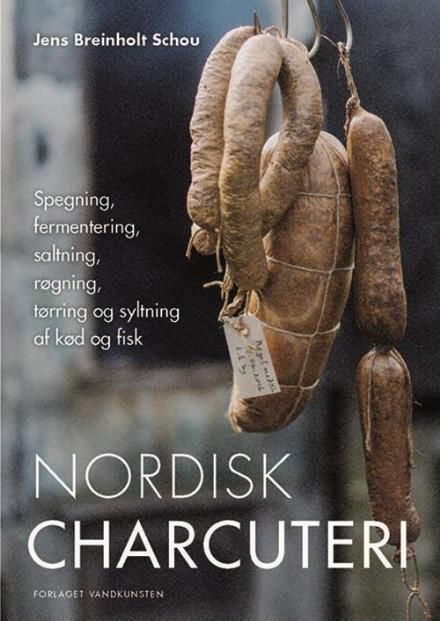 Læs om Nordisk charcuteri - spegning, fermentering, saltning, røgning, tørring og syltning af kød og fisk. Udgivet af Vandkunsten. Bogens ISBN er 9788776953546, køb den her