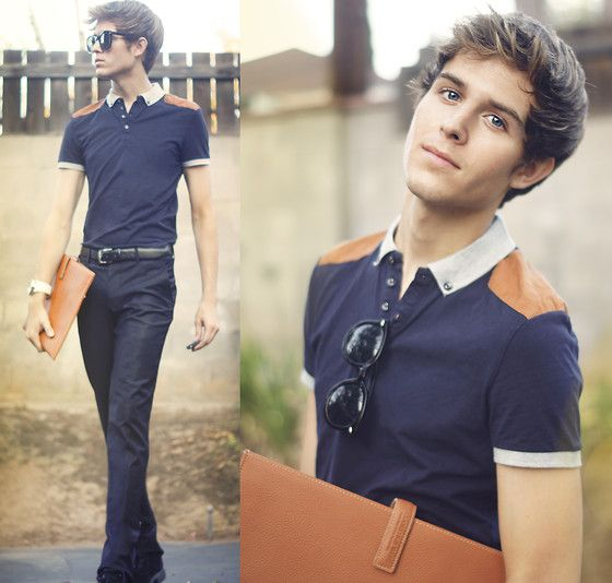 70's groove (by Adam Gallagher) / Male Fashion Trendy