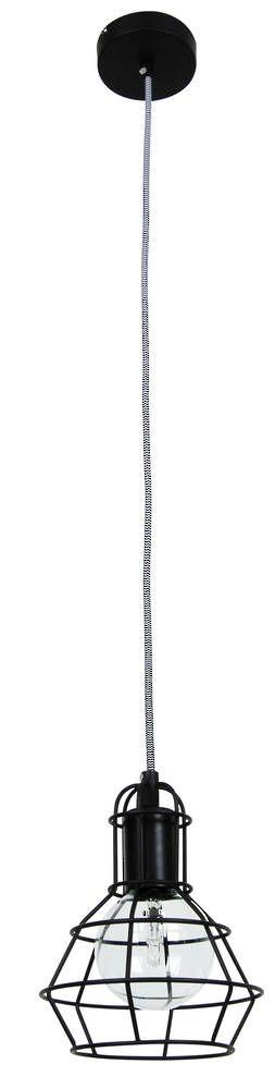MECHANICS PENDANT BLACK - Modern Pendants - Pendant Lights - LIGHTING DIRECT LIMITED