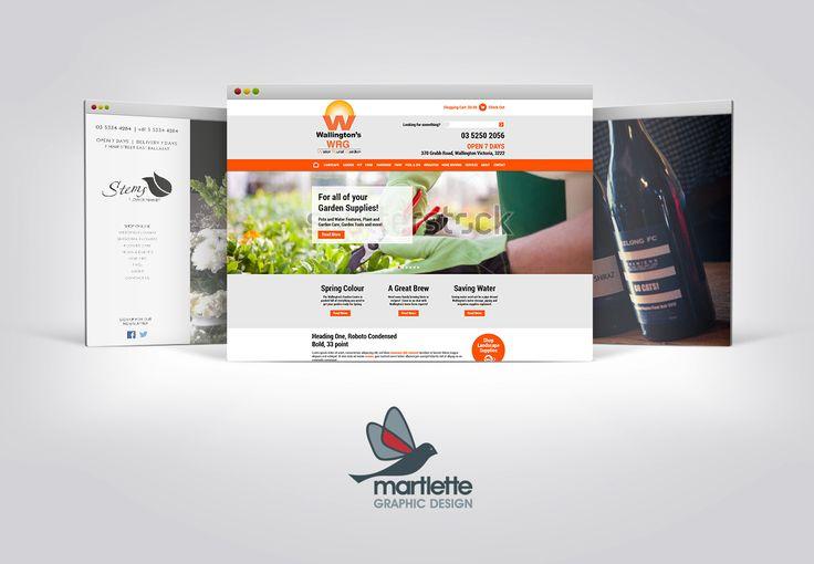 What makes a great website design? - Martlette Graphic Design Geelong www.martlette.com.au