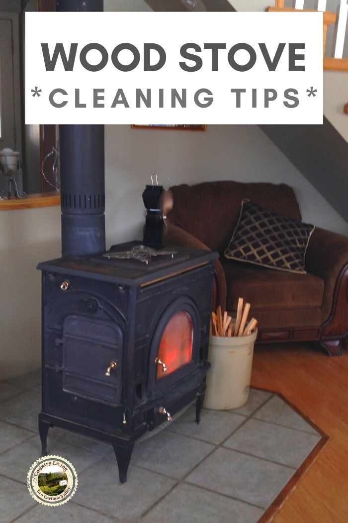 How To Clean Out A Wood Stove With Images Wood Stove Wood